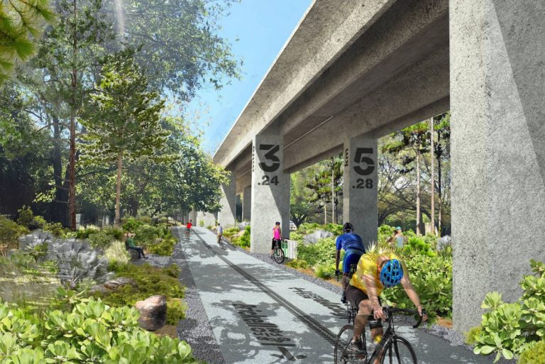 Disrupting and Revitalizing Miami's Public Spaces with The Underline